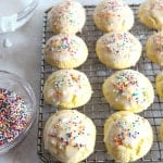 Gluten-Free Anginetti Cookies