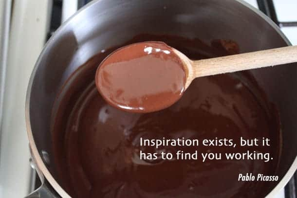 Chocolate Peanut Butter Sauce | GlutenFreeBaking.com