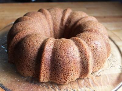 Gluten-Free Brown Sugar Bundt Cake.