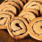 Gluten-Free Chocolate Peanut Butter Pinwheels