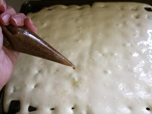 Gluten-Free Cinnamon Bun Waffles