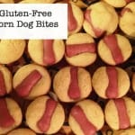 Gluten-Free Corn Dog Bites