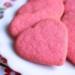 Easy Gluten-Free Valentine's Day Cookies