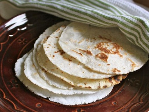 Step by Step- Gluten Free Flour Tortillas | GlutenFreeBaking.com