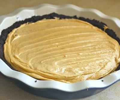 5 Ingredient Peanut Butter Pie