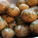 How to Make Salt Potatoes | GlutenFreeBaking.com