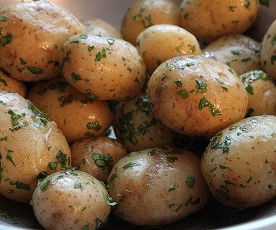 How to Make Salt Potatoes | GlutenFreeBaking.com