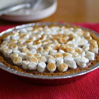 Easy Gluten-Free S'more Pie