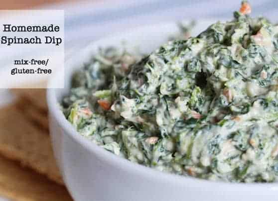 how to cook spinach with fresh cream