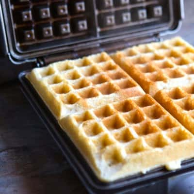 Gluten-Free Waffles | GlutenFreeBaking.com