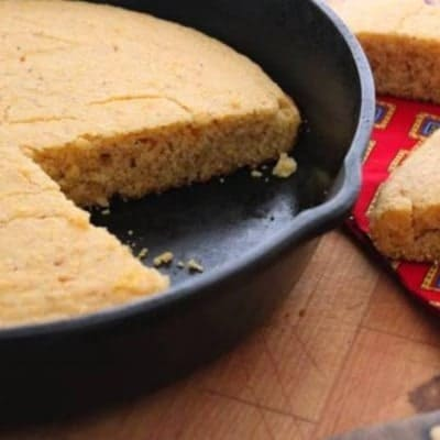 Gluten-Free Brown Butter Cornbread