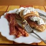 Gluten-Free Chocolate Chip Cookie Pancakes