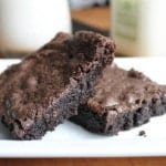 How to Make Fudgy Gluten-Free Brownies