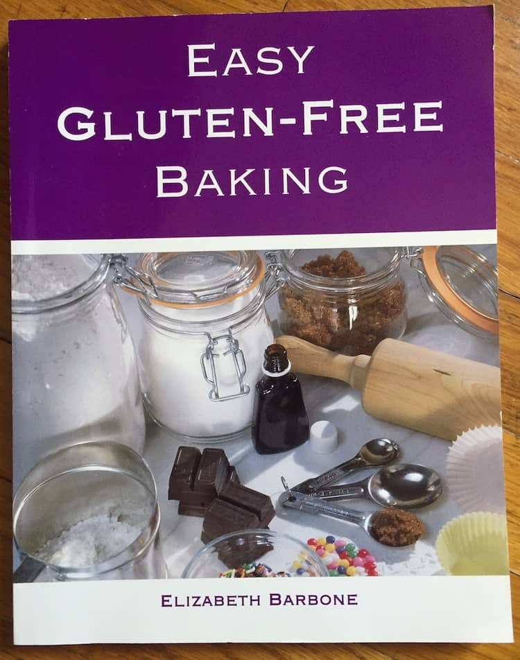 Easy Gluten-Free Baking Original Cover