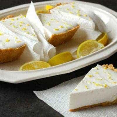 Fluffy Lemonade Pie