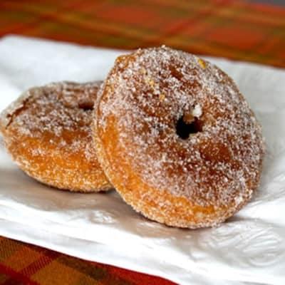 Gluten-Free Baked Pumpkin Doughnuts | GlutenFreeBaking.com
