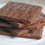 Gluten-Free Chocolate Graham Crackers