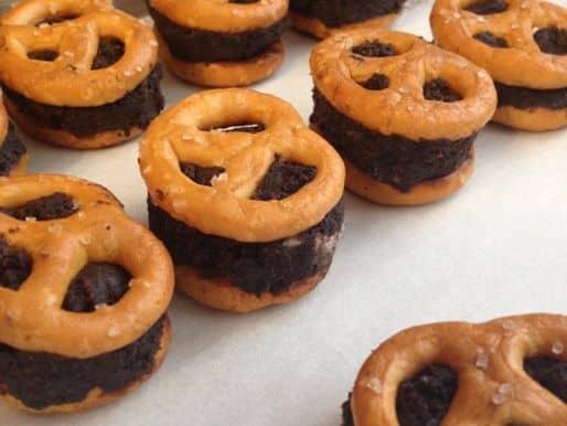 Gluten-Free Chocolate Pretzel Bites