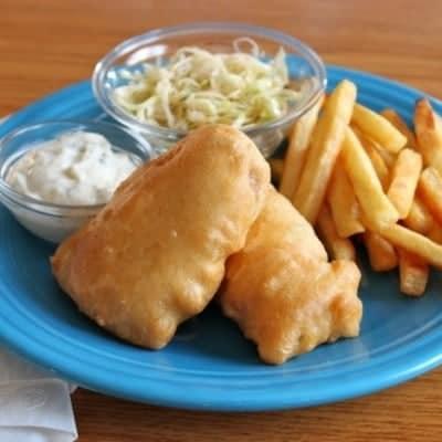 Gluten-Free Fish Fry Recipe