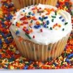 Gluten-Free Funfetti Cake