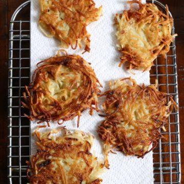 How to Make Gluten-Free Latkes.