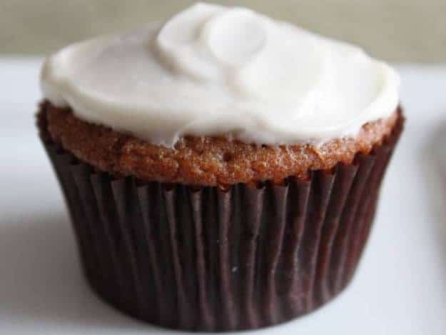 Gluten-Free Spice Cupcakes
