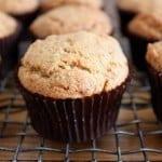 Gluten-Free Vegan Banana Bread Muffins