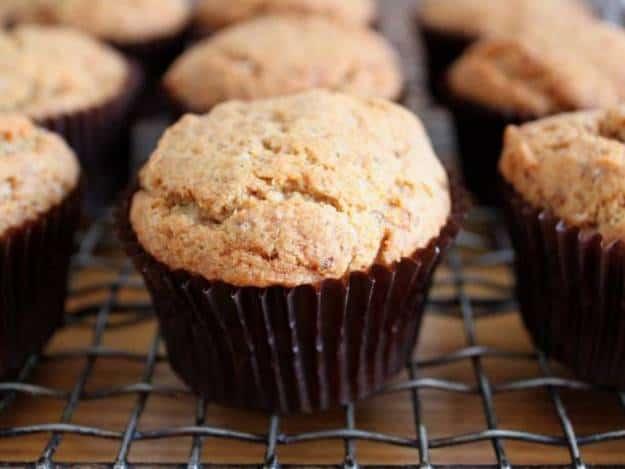 Gluten Free Vegan Banana Bread Muffins Gluten Free Baking