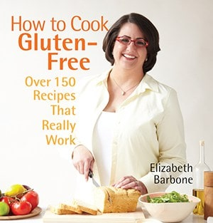 How to Cook Gluten-Free Cookbook Cover.
