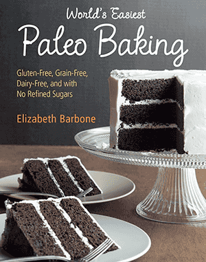 World's Easiest Paleo Baking Book Cover.