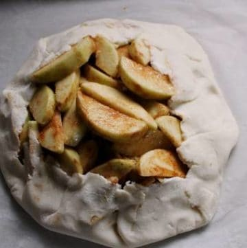Easy Gluten-Free Apple Pie