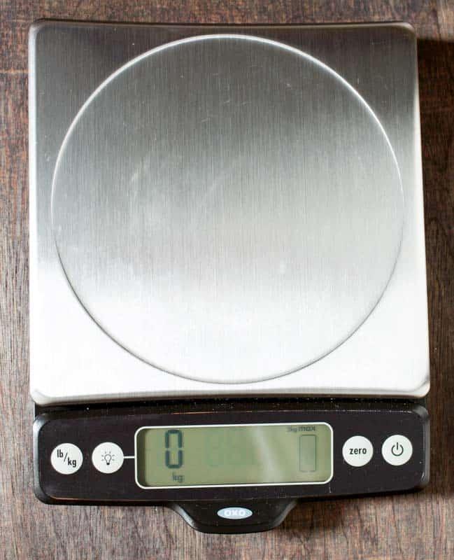 Scale Photo
