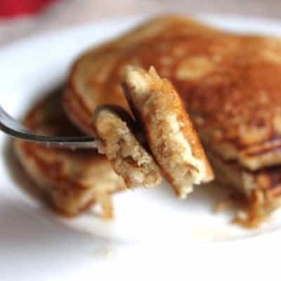 Whole Grain Gluten-Free Pancakes | Easy-to-Make Gluten-Free Pancakes from GlutenFreeBaking.com