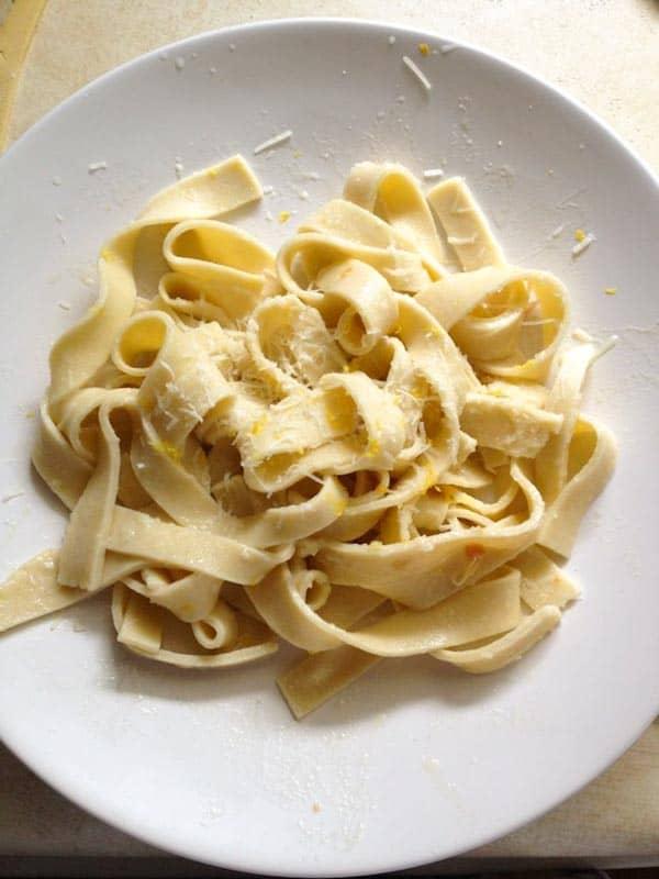 How To Make Fresh Gluten Free Pasta