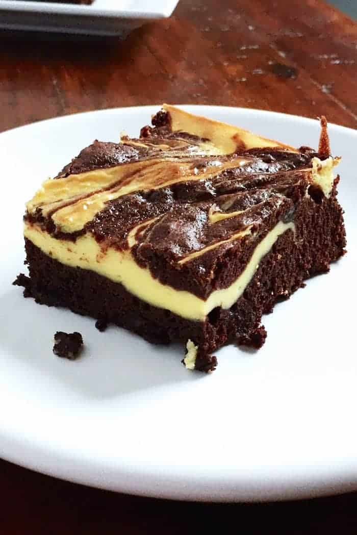 Gluten-Free Cheeecake Brownies 10a