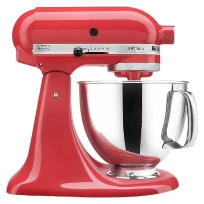 Kitchen Aid 5 quart mixer