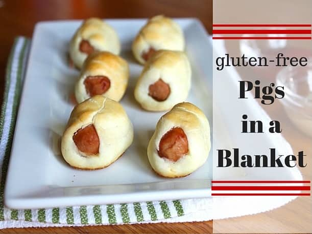 Gluten-Free Pigs in a Blanket!