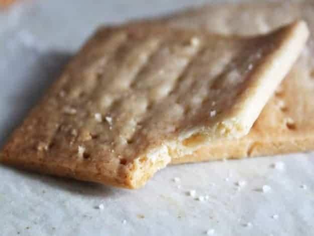 Gluten-Free Saltines | GlutenFreeBaking.com