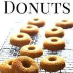 Paleo Doughnuts (Grain-Free/Dairy-Free Recipe)
