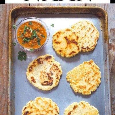 Paleo Naan (Grain-Free Recipe)