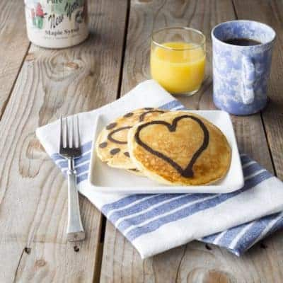 Paleo Marble Pancakes