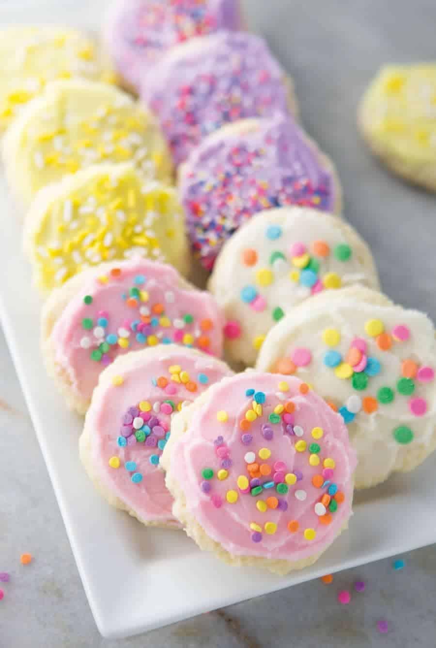 Gluten Free Soft Sugar Cookies Lofthouse Copycat Recipe