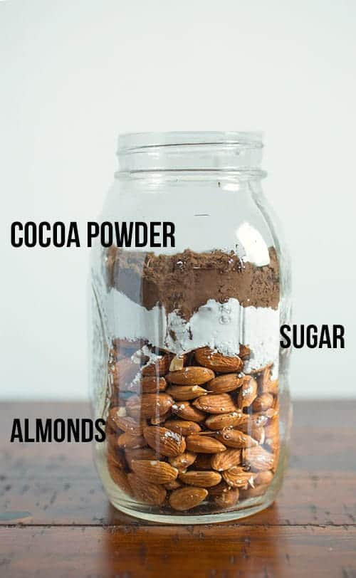 Chocolate Almond Butter   It's Easy to Make Homemade Nutella Without Hazelnuts!