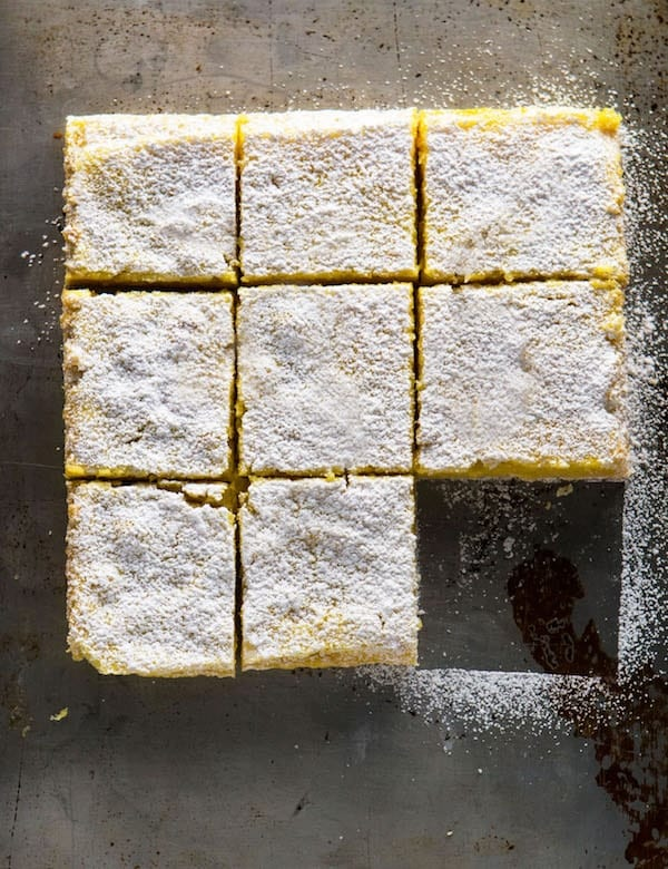 Gluten-Free Lemon Bars. This Easy Recipes Makes the Best Lemon Bars You've Ever Baked.