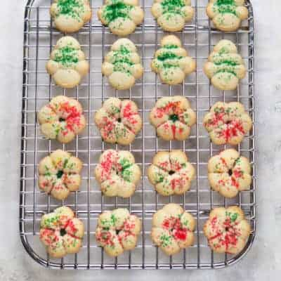 Gluten-Free Spritz Cookie Recipe