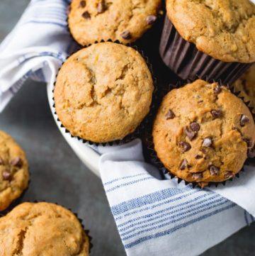 Gluten-Free Banana Muffin Recipe | Easy to Make | Dairy-Free