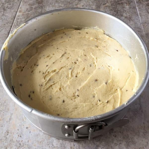 Gluten-Free Italian Easter Bread   Dough Pan Rise - Gluten-Free Baking