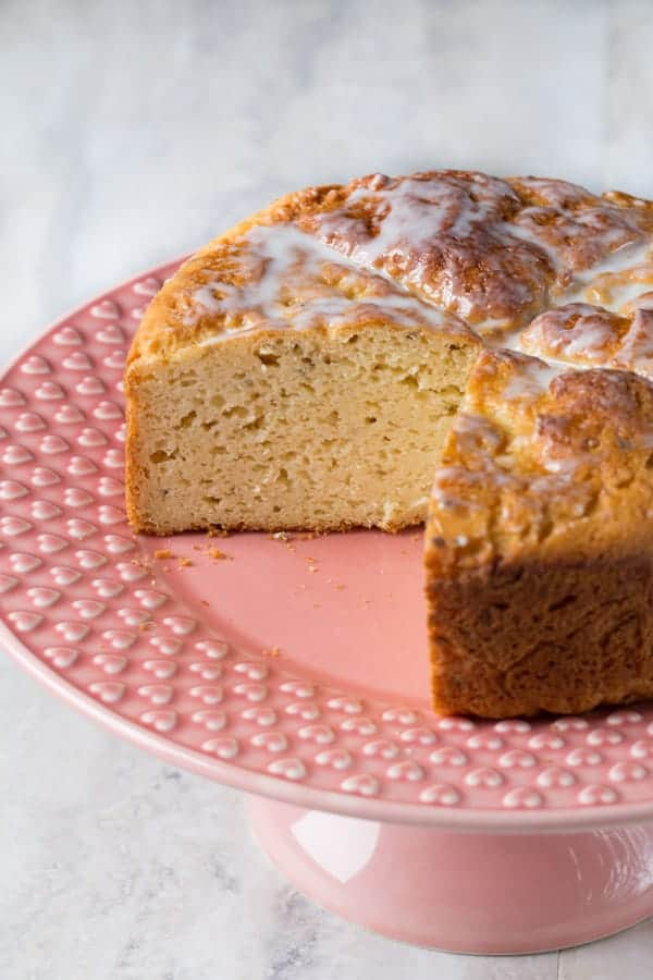 Gluten-Free Italian Easter Bread | Easy Recipe for Holiday Sweet Bread