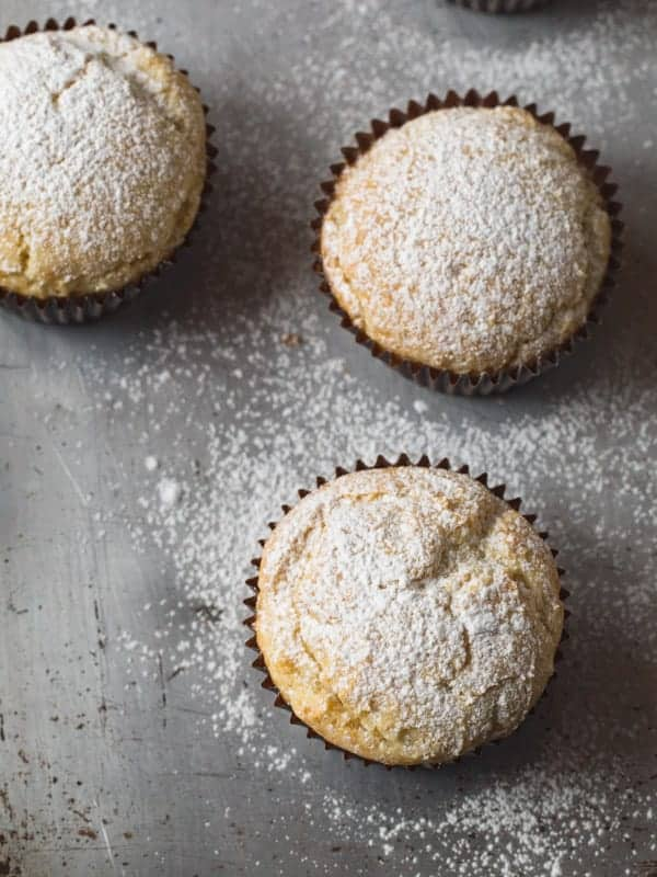 Gluten-Free Sour Cream Muffins | Easy To Make
