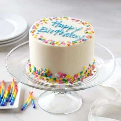 Did you know? Williams-Sonoma Sells Gluten-Free Birthday Cake!